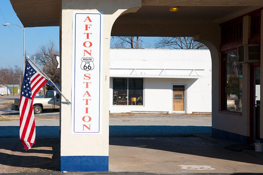 Image Afton Station