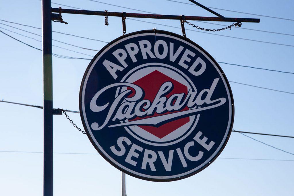 Packard Logo